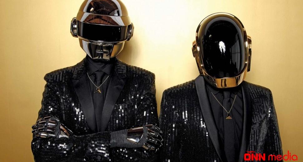 """Dünyaca məşhur """"Daft Punk"""" qrupu dağıldı"""