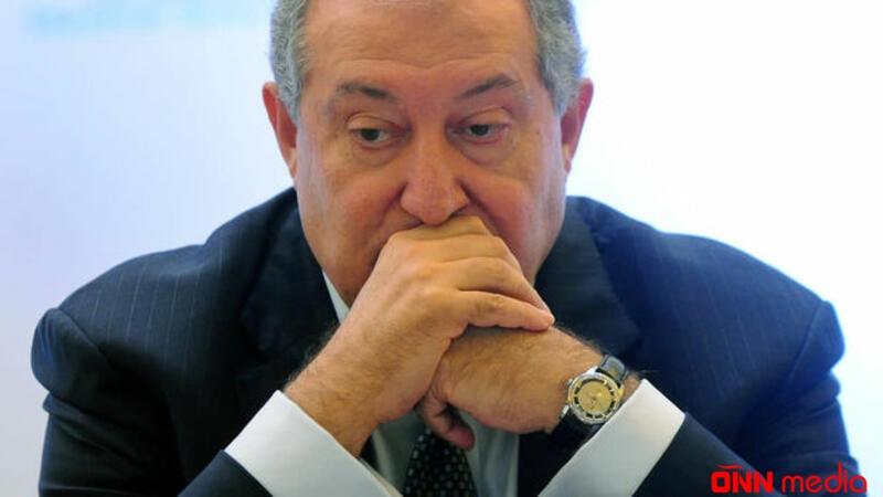 Ermənistan prezidenti onlarla görüşdü