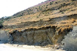 Qarın Badamdardakı sürüşmə zonasına təsiri açıqlandı