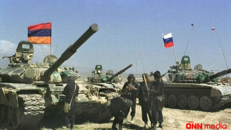 Rusiya Ermənistana ordu yığmaqda kömək edir – Kopırkin