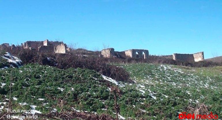 Füzulinin Üçbulaq kəndi – VİDEO