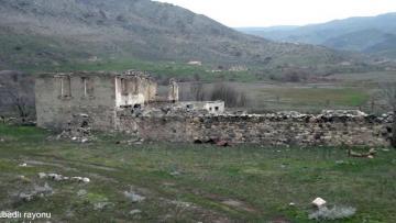 Qubadlının Bəxtiyarlı kəndi – VİDEO