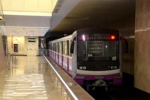 Bakı metrosu adi iş rejiminə gətirilir