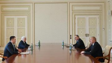 İlham Əliyev Rusiyanın Baş prokurorunu qəbul etdi – YENİLƏNDİ