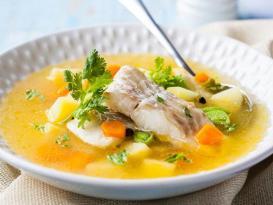 Balıq şorbası resepti
