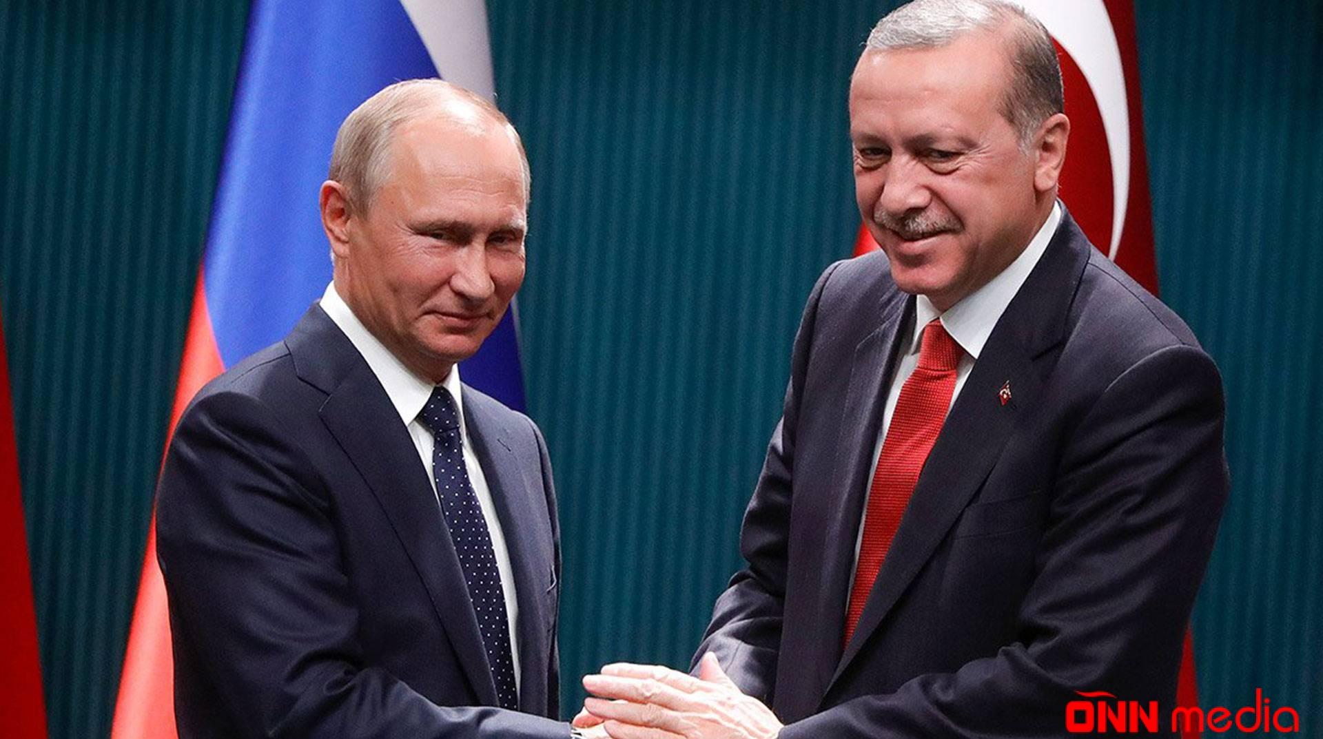 Ərdoğanla Putin arasında KRİTİK QARABAĞ MÜZAKİRƏSİ