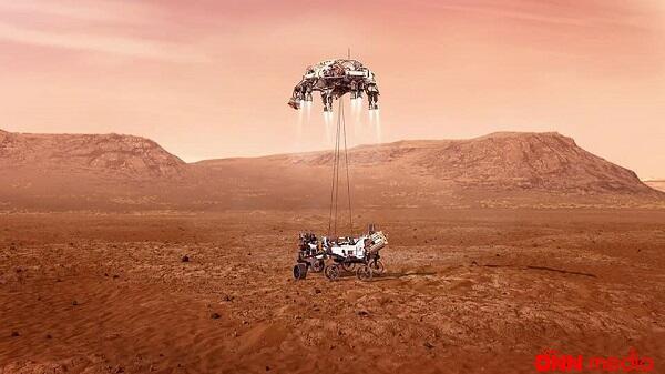 NASA Marsda helikopterin ikinci sınağını keçirdi