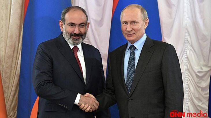 Putin-Paşinyan görüşü başladı