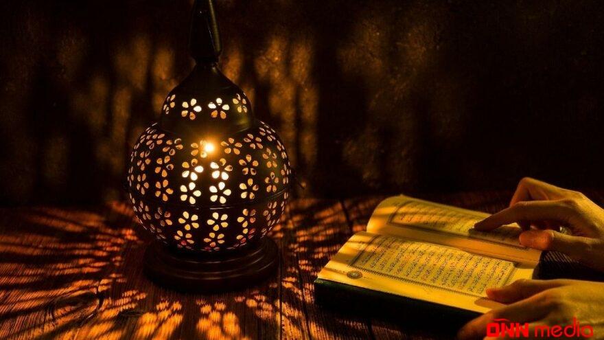 Ramazanın ilk günü: Dua, imsak və iftar vaxtı