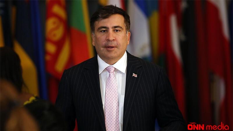 """Saakaşvili: """"Odessanı sona qədər qoruyacağam"""""""