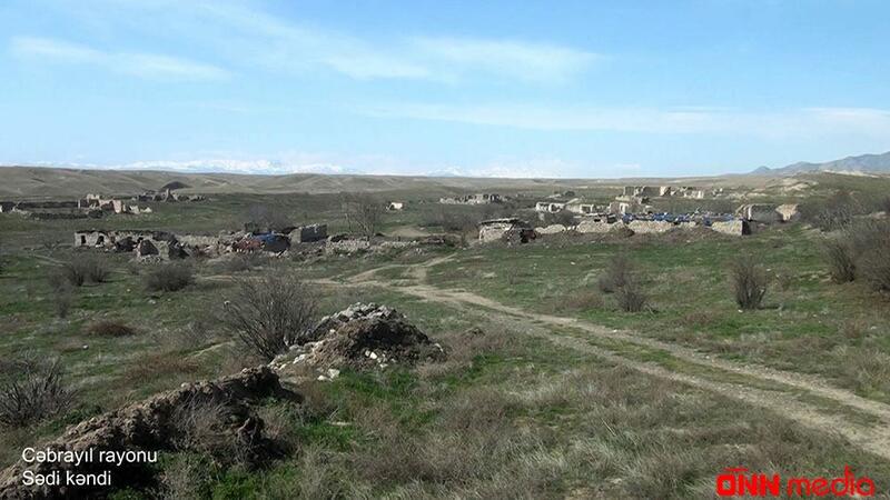 Cəbrayılın Sədi kəndi – VİDEO