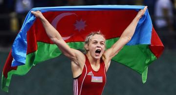 Mariya Stadnik 8 qat Avropa çempionu oldu
