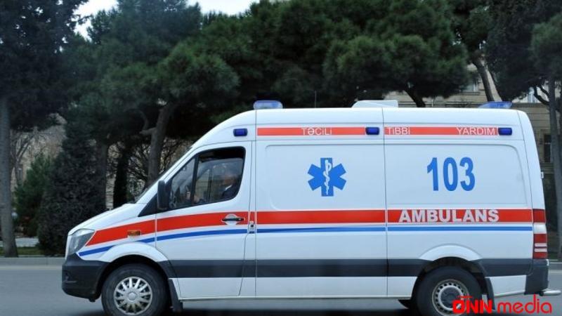 Heydər Əliyev prospektində dəhşətli hadisə – 10 yaşlı qız öldü