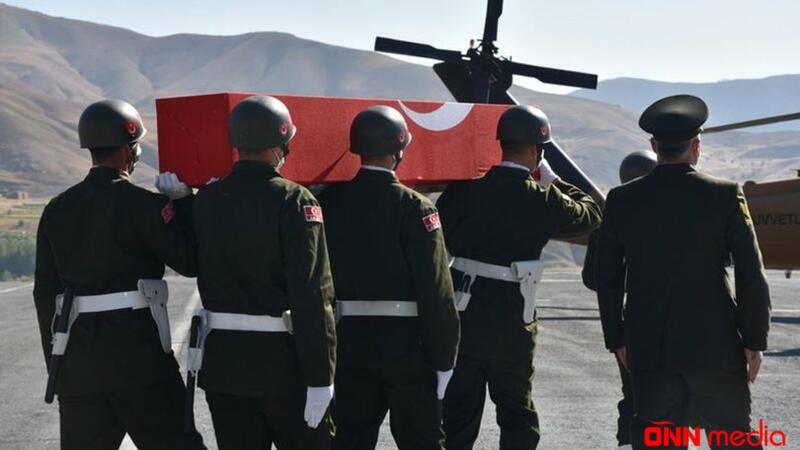Türkiyə Ordusunun çavuşu ŞƏHİD OLDU