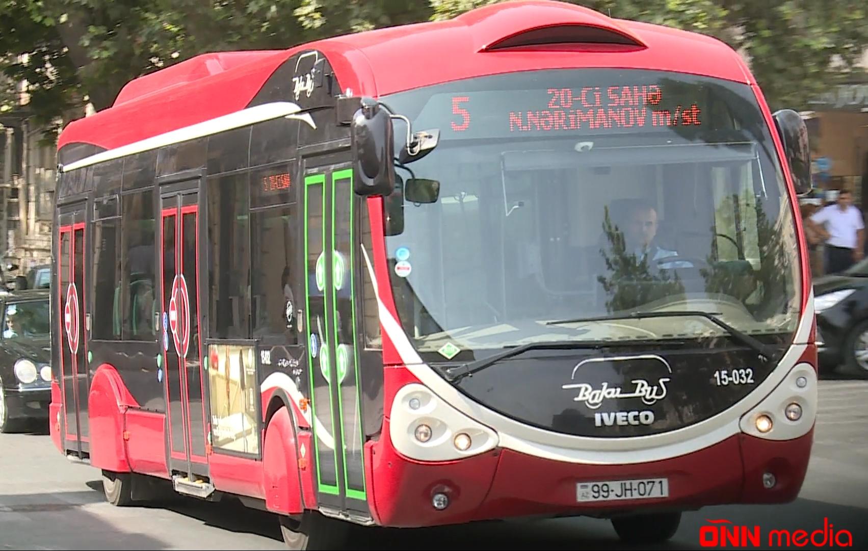 Daha 7 marşrut üzrə avtobuslar kart sisteminə keçir – SİYAHI