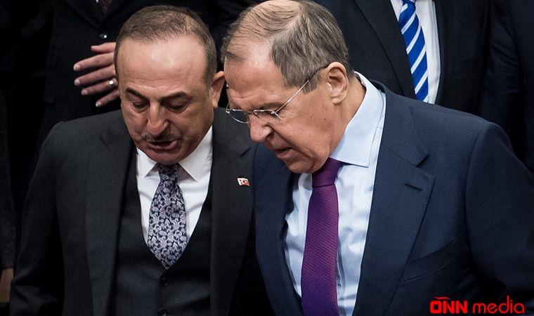 Çavuşoğlundan Bakıya gələn Lavrova KRİTİK ZƏNG