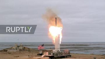 ABŞ ən güclü raketinin sınağını keçirir