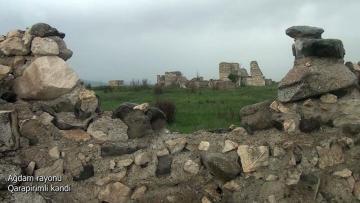 Ağdamın Qarapirimli kəndi – VİDEO
