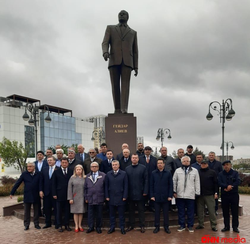 Ümummilli lider   Heydər Əliyev Həştərxanda ehtiramla  anılıb