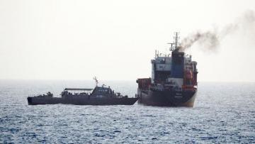 Suriyada neft tankerində PARTLAYIŞ