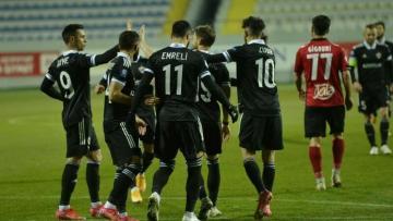 """""""Qarabağ"""" son oyunda xal itirdi"""