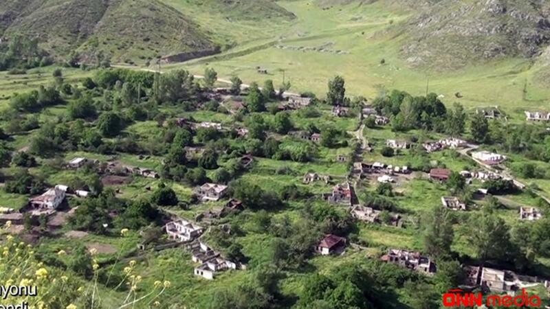 Laçının Bozlu kəndi – VİDEO