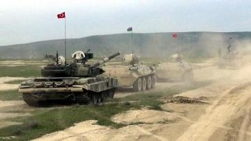 Azərbaycan-Türkiyə birgə təlimlərindən YENİ VİDEO