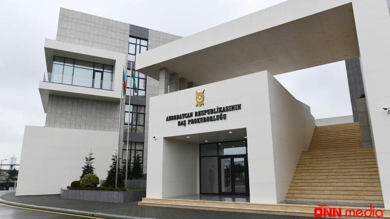 Baş Prokurorluqda 3 yeni idarə yaradıldı