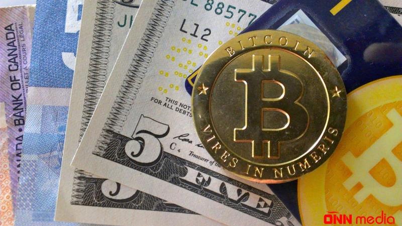 Bitkoinin qiyməti aşağı düşdü