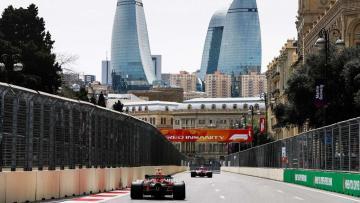 Bakıda Formula-1 yarışının keçiriləcəyi tarix açıqlandı