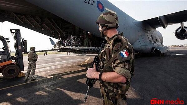 Fransa bu ölkəyə hərbi yardımı dayandırdı