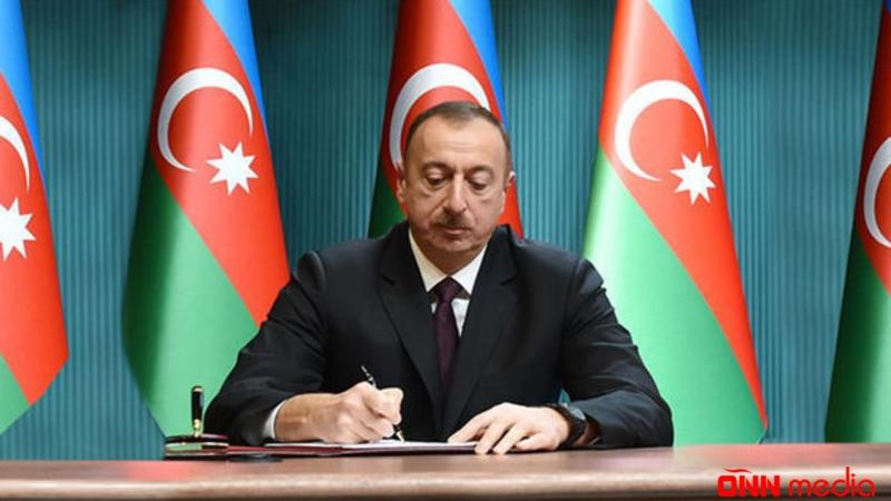 Prezident Cəlilabada yeni icra başçısı təyin etdi