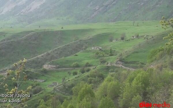 Kəlbəcərin Çəpli kəndi – Video