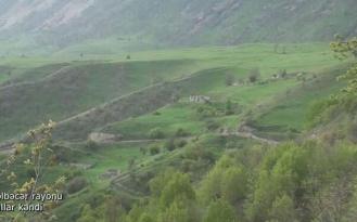 Kəlbəcərin Cəmilli kəndi – VİDEO