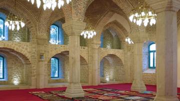 Heydər Əliyev Fondu Şuşada üç tarixi məscidi bərpa edir