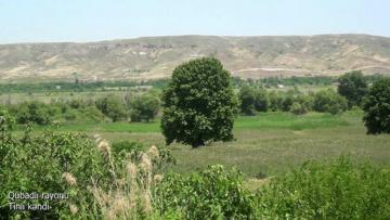 Qubadlının daha bir kəndindən görüntülər yayıldı – VİDEO