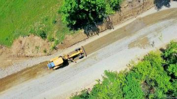Qusar-Qayakənd-Avaran-Xürəl yolu yenidən qurulur