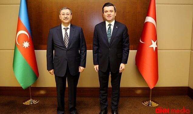 Bayramov və Çavuşoğlunun müavinləri Ankarada görüşdü