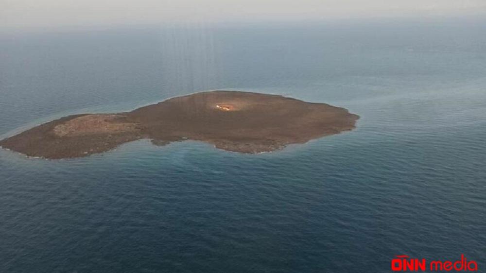 FHN vulkanın baş verdiyi yerdən görüntülər yaydı – VİDEO