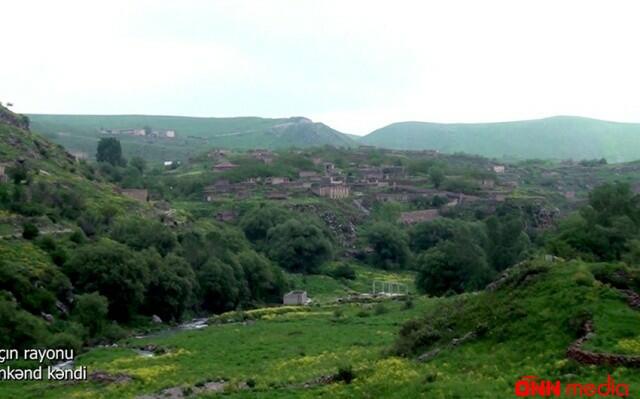 Laçının Mirik kəndi – Video