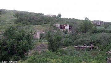 Laçının Minkənd kəndi – VİDEO