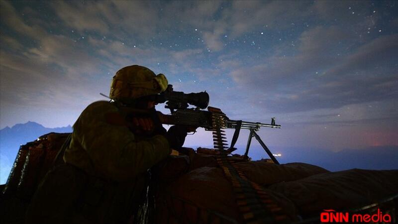 Türkiyə ordusu 6 PKK terrorçusunu MƏHV ETDİ