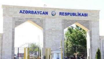 Avtobus və sərnişinlərinin Azərbaycana giriş qaydası müəyyənləşdi