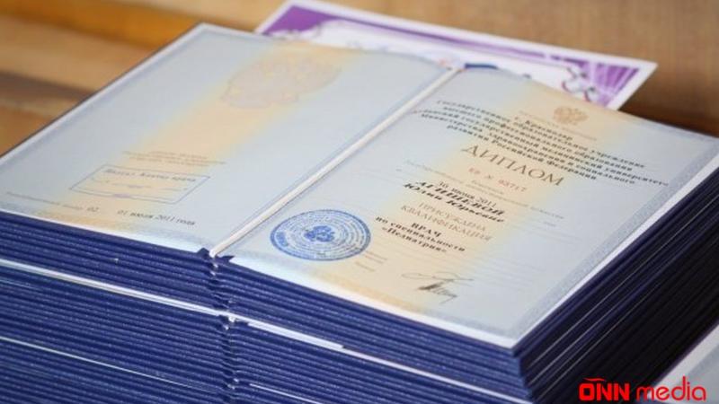 Azərbaycanda xarici diplomların tanınması qaydaları dəyişdirilir