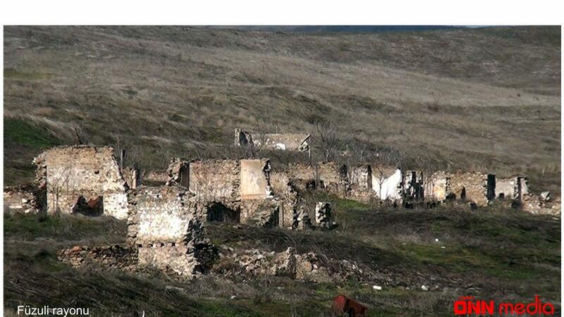 Füzulinin Mollavəli kəndi – VİDEO