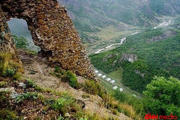 Qubadlı rayonunun Dondarlı kəndi – VİDEO