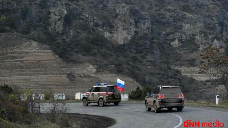 Laçın dəhlizindən 65 minə yaxın maşın, 230 mindən çox adam keçdi – Rusiya MN