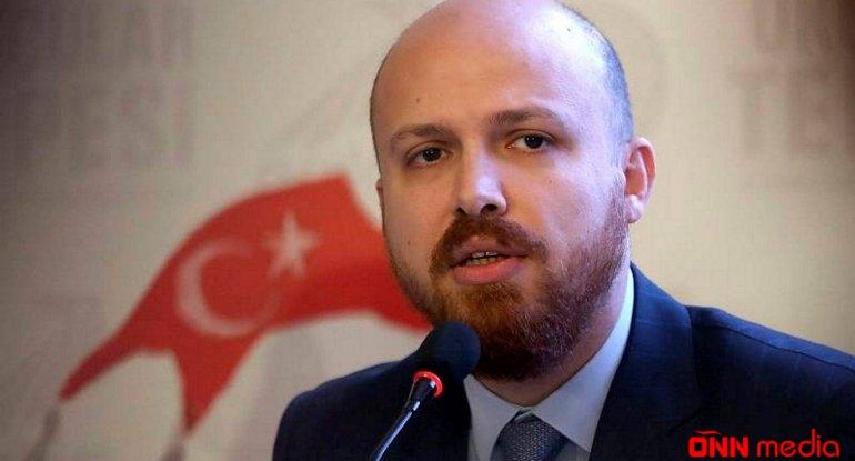 """Bilal Ərdoğan: """"Qarabağ Avropa-Asiya coğrafiyasında mühüm mədəni mərkəzdir"""""""