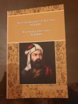 Nizami Gəncəvi kitabı Holland və Türk dilində