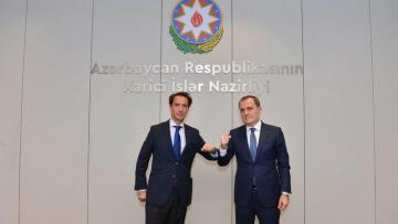 NATO-nun xüsusi nümayəndəsi Azərbaycana təşəkkür etdi